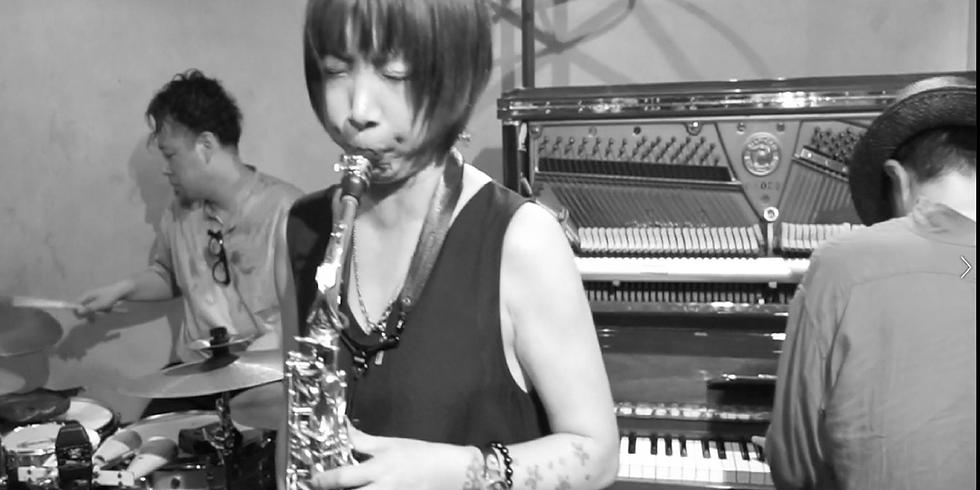 スガダイロー/纐纈雅代 /斉藤良 Session