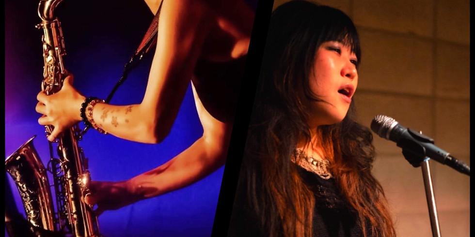 【公開収録・満席につきキャンセル待ち】神田綾子/纐纈雅代 Duo