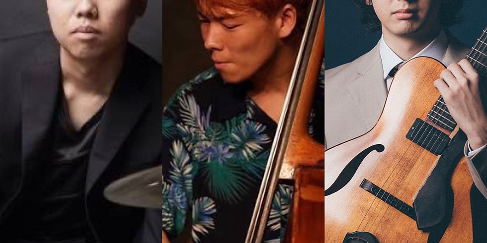 【限定12席・満席】高橋直希 Trio