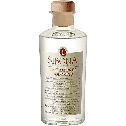 Antica Distilleria Sibona, Grappa di Dolcetto 42.0% 50cl