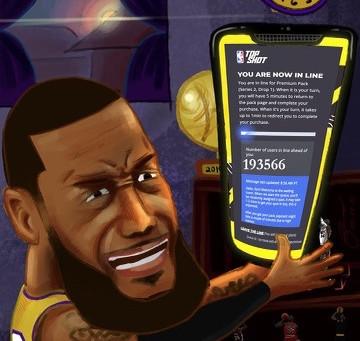 NBA Top Shot Fan Art Contest Winners
