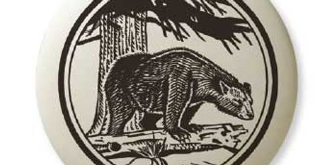 Black Bear: Pathfinder Pendant