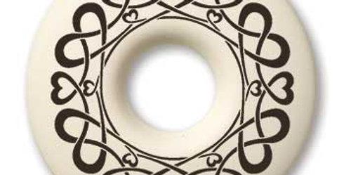 Heart: Annulus Celtic Pendant
