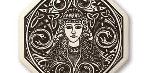 Brigantia: Octagon Celtic Pendant