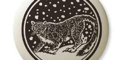Snow Leopard: Pathfinder Pendant