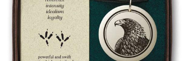 Golden Eagle: Pathfinder Pendant