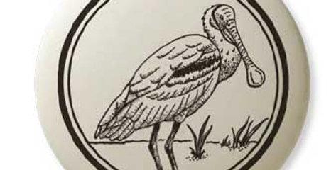 Roseate Spoonbill: Pathfinder Pendant