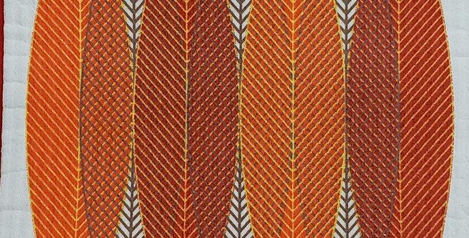 Blade Leaves - Orange