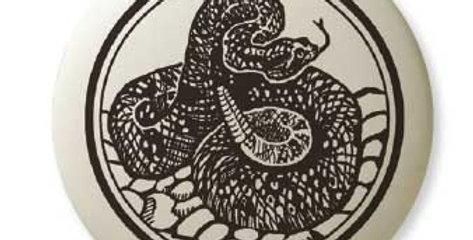 Rattlesnake: Pathfinder Pendant
