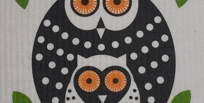 Owls - Orange