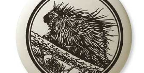 North American Porcupine: Pathfinder Pendant