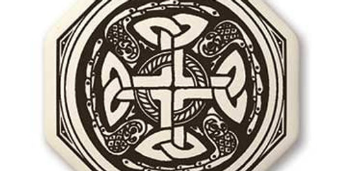 Celtic Cross: Octagon Celtic Pendants