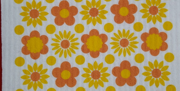 Flower Power - Yellow