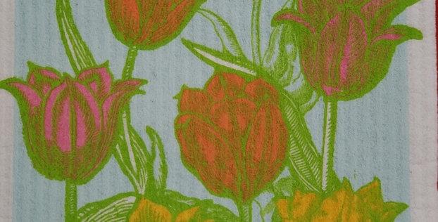 Botanical Tulip Garden