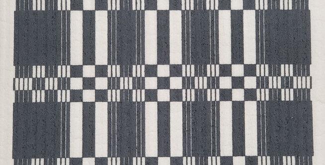 Folk Weave - Charcoal