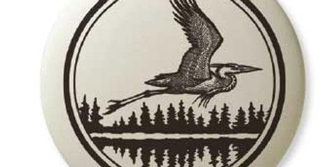 Great Blue Heron: Pathfinder Pendant