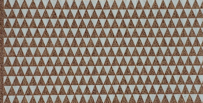 Triangles - Copper