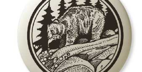 Grizzly Bear: Pathfinder Pendant
