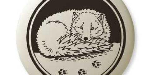 Arctic Fox: Pathfinder Pendant