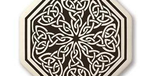 Knotwork: Octagon Celtic Pendant