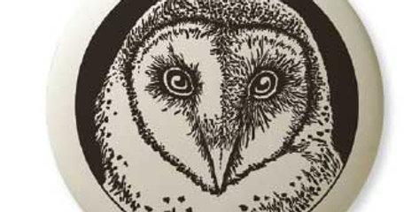 Barn Owl: Pathfinder Pendant