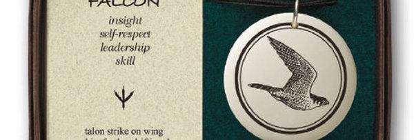 Peregrine Falcon: Pathfinder Pendant