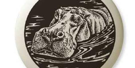 Hippopotamus: Pathfinder Pendant