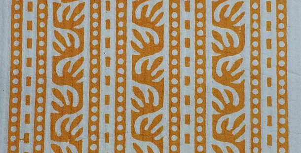 Batik - Yellow