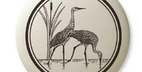 Sandhill Crane: Pathfinder Pendant