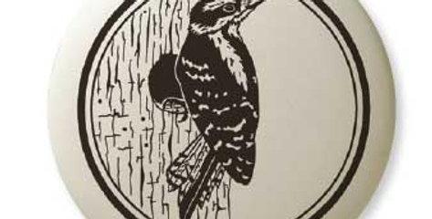 Downy Woodpecker: Pathfinder Pendant