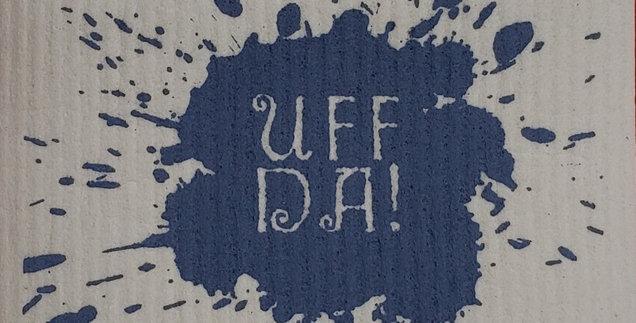 Uff Da - Blue