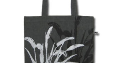 Canvas 4-Pocket Tote: Foxtail