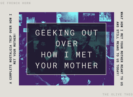 Revisiting 'How I Met Your Mother' 6 years after it ended!