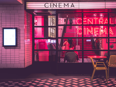 To Fall in Love with Cinema