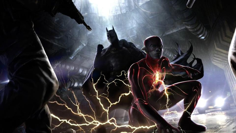 The Flash, Michael Keaton, Michael Keaton Batman, Batman, The Flash Movie, Flashpoint, Multiverse, DC, DC Comics