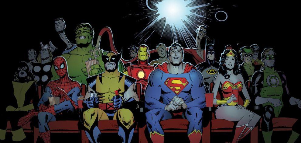 Superman, Wonder Woman, X-Men, Wolverine, Hulk, Iron Man, Batman, Spiderman, Thor, Superheroes, Movies, Movie Theatre, Superhero Movies, Green Lantern, Marvel, DC, Marvel and DC, Marvel vs DC