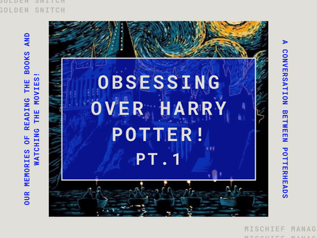 What Makes Harry Potter Such a Big Phenomenon