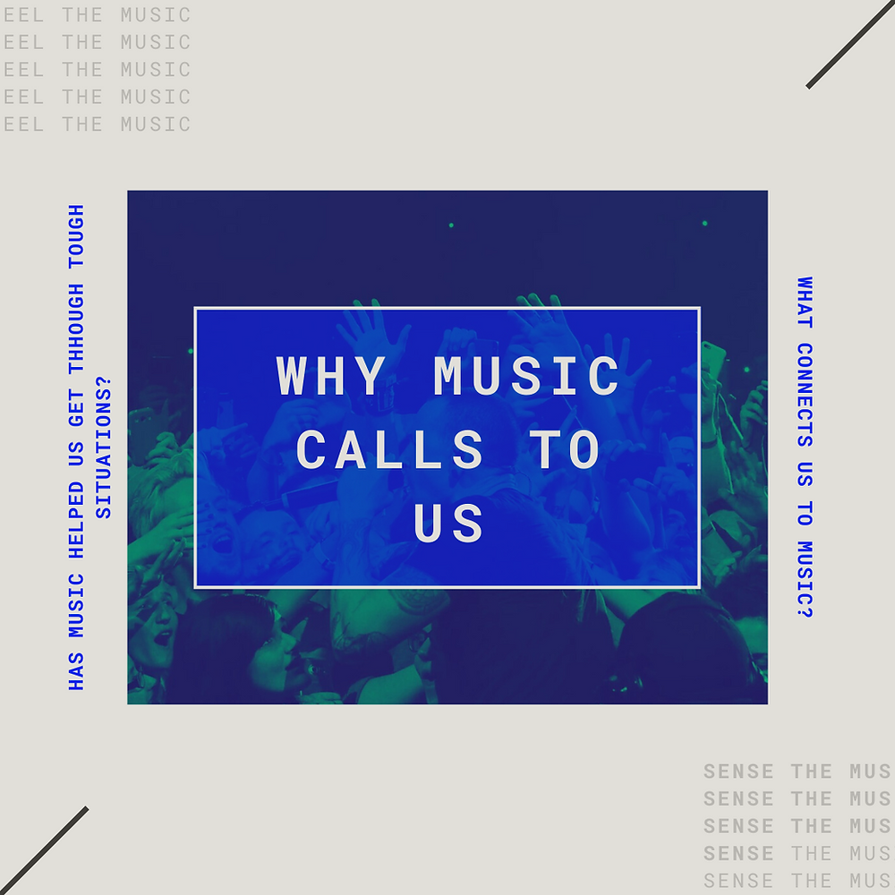 Music, Feel the Music, Love Music, Music Lover, Why Music Calls to Us, What connects us to Music, Why music is special, songs, bands, cool music bands