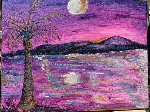 Pink Island Nights