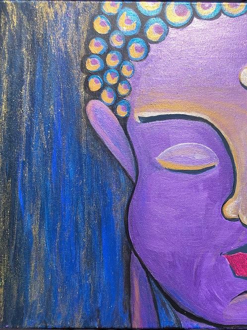 Midnight Buddha