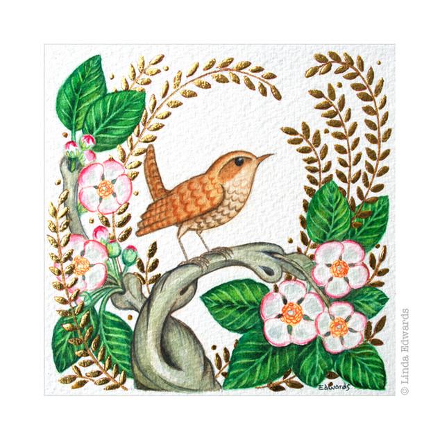 Messenger of Spring SOLD