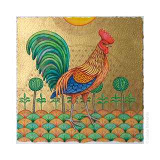 The Year of the Rooster SOLD
