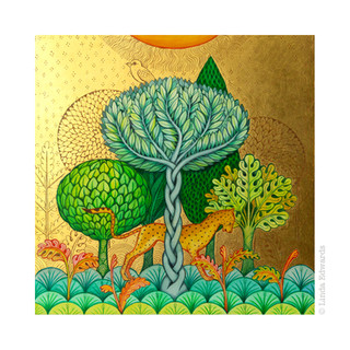 The Charmed Forest SOLD