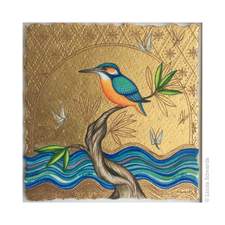 Kingfisher in May SOLD