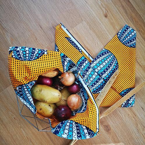 African Sustainable Produce Bag - Mpenzi