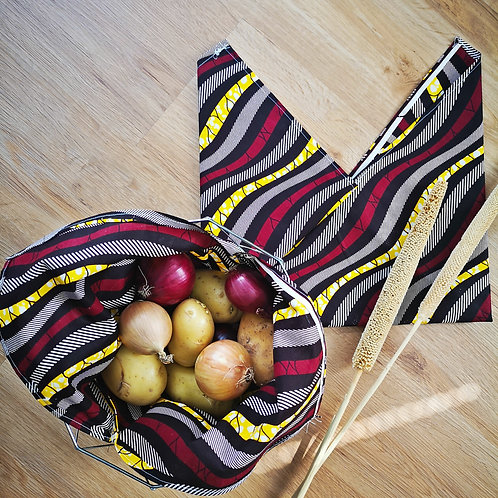 African Sustainable Produce Bag - Kulinda