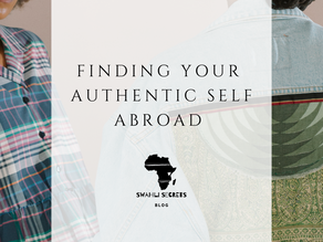 Finding your Authentic Self Abroad