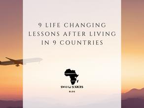 9 life-changing lessons after living in 9 countries