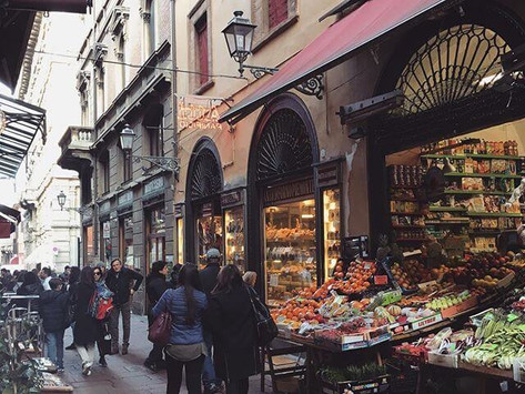 Gluten-free in Bologna, Italy