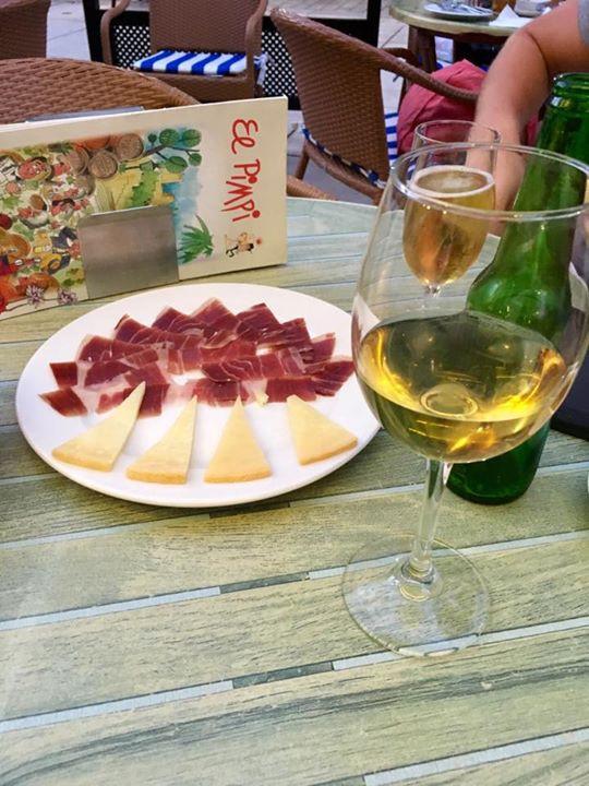 Gluten free Malaga